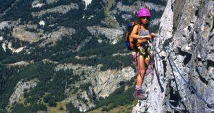 Klettersteig 310x165 - Klettersteig - diese Dinge sollten Anfänger unbedingt beachten
