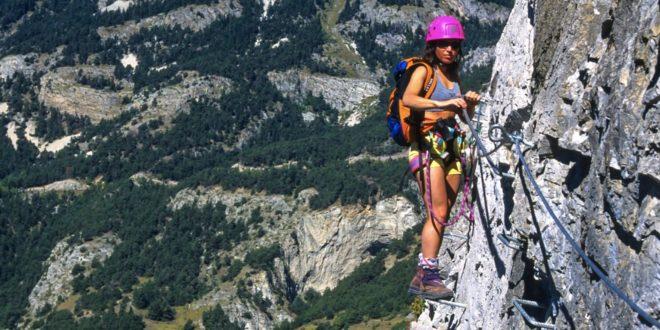 Klettersteig 660x330 - Klettersteig - diese Dinge sollten Anfänger unbedingt beachten